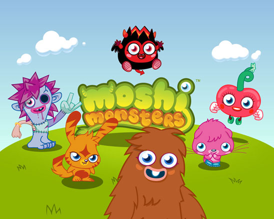 Trading Cards: Moshi MONSTER Meltdown!