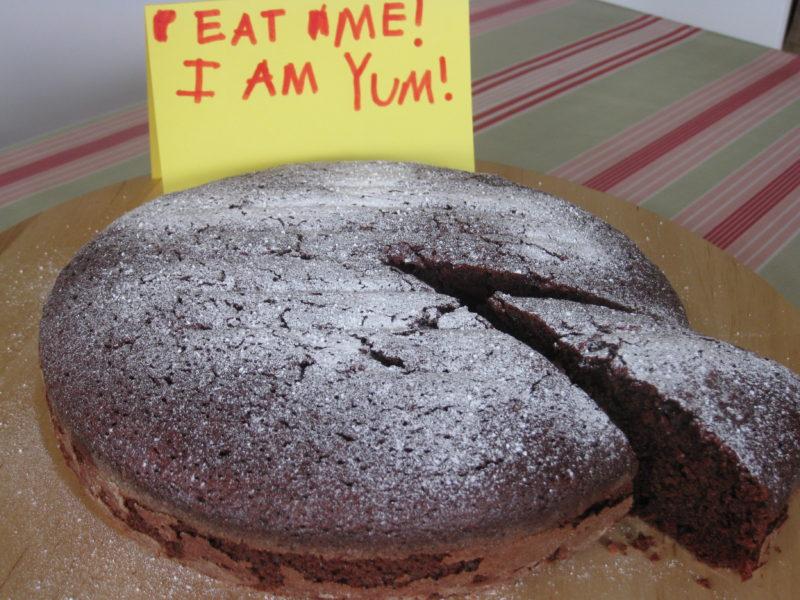 Healthy Red Velvet Chocolate Cake Recipe