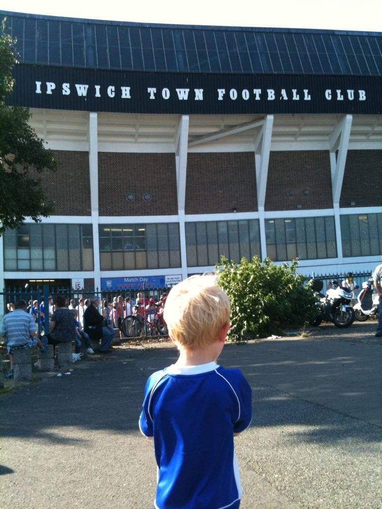 Should I Support Ipswich or Chelsea?