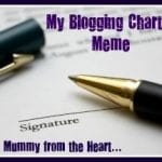 Blogging Charter in the light of NaBloPoMo