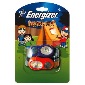"""Child's Head Torch"""