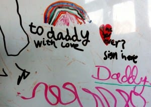 """Love from Daddy"""