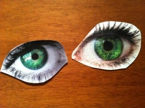 """all-seeing eyes"""