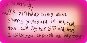 """""""Birthday Card"""""""