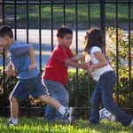 Social Stereotypes in the Playground