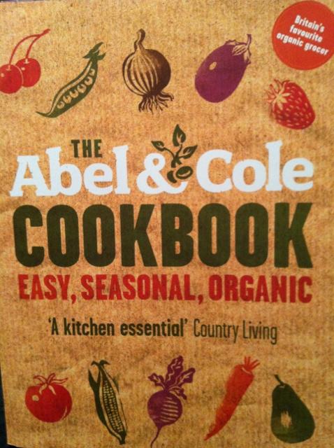 Listography: Mummy's Top 5 Cookbooks