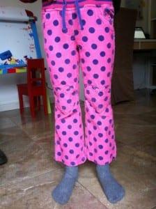 """girls Boden trousers"""