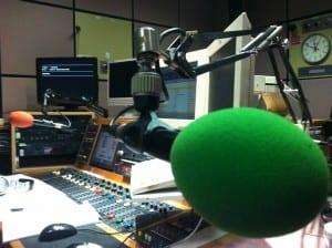 """radio studio"""