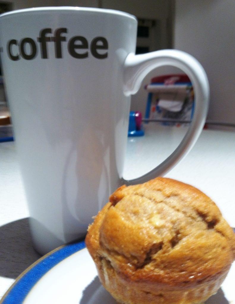 Apple Gingerbread Muffins Recipe