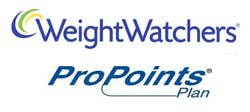 """weight watchers pro points"""