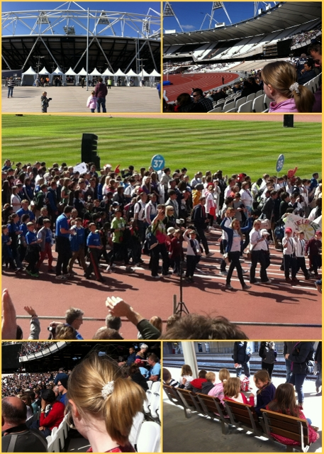 Olympic Stadium and Westfields: an amazing day out!