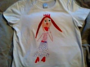 """Actually Mummy t-shirt"""