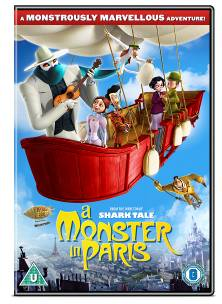 """A Monster in Paris"""