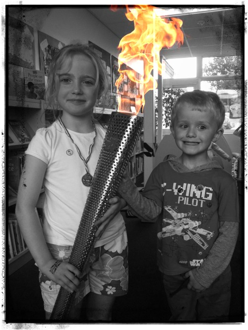 """""""olympic torch"""""""