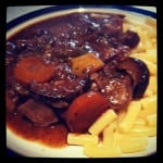 Slow-cooked smoky beef casserole: 5 WeightWatchers ProPoints