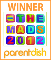 """MAD blog awards winner 2012"""
