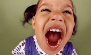 """""""toddler throwing a tantrum"""""""