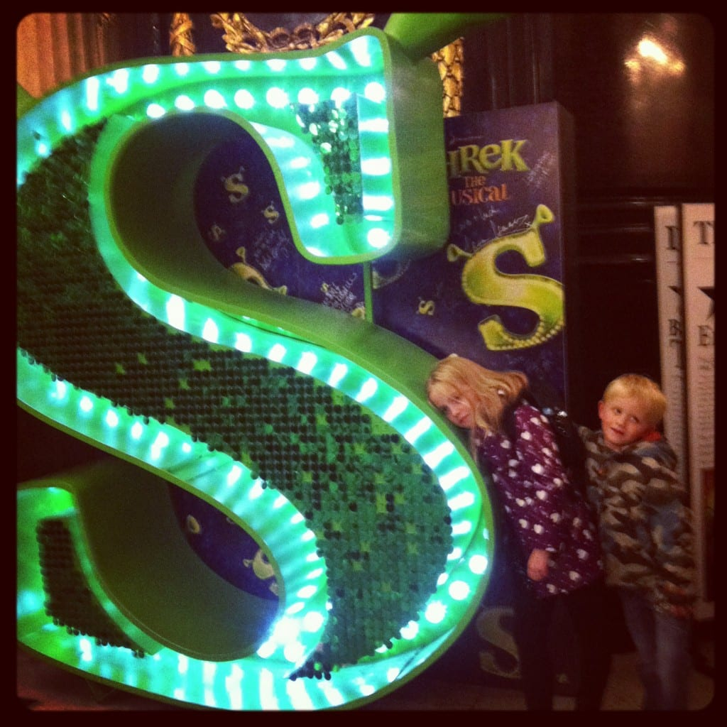 Shrek the Musical: best pantomime ever!