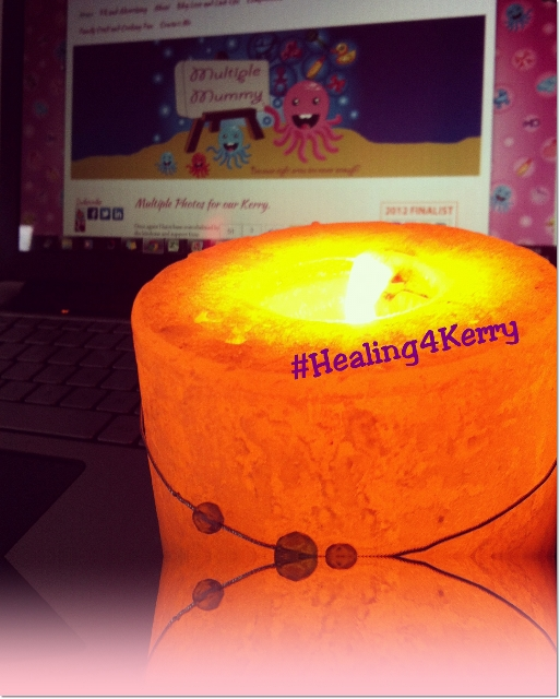 """Healing for Kerry"""