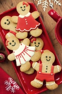 """""""christmas biscuits for kids"""""""