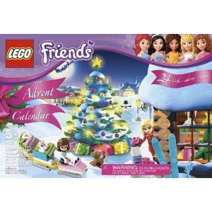 """LEGO Friends Advent Calendar #Win"""