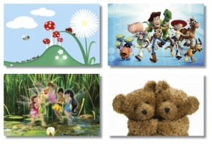 """canvases and wall murals for kids"""