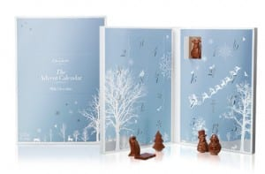 """chocolate advent calendars"""