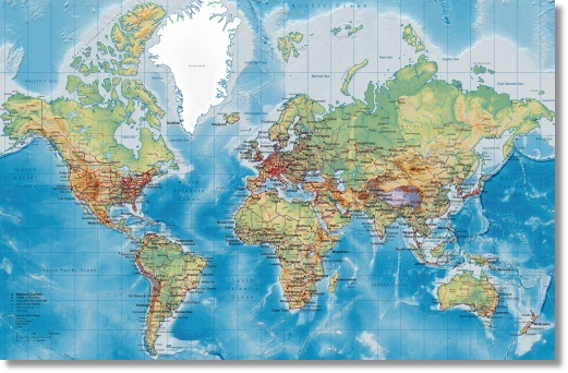 """world map canvas"""