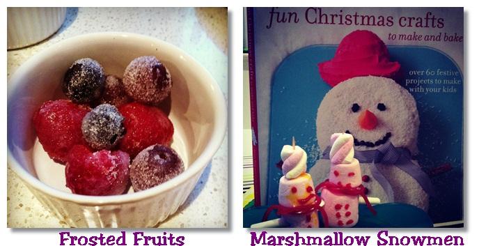 """""""Christmas treats"""""""