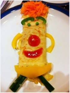 """savoury pancake for kids"""