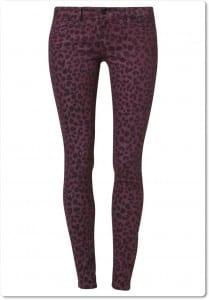 """""""leopard print jeans"""""""