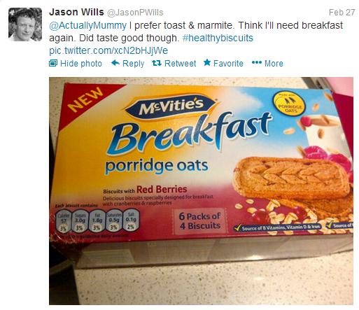 """""""Breakfast biscuits"""""""