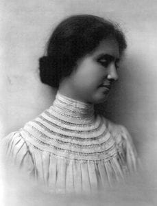 """Helen Keller"""