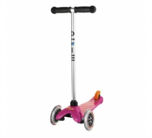 """pink mini micro scooter"""