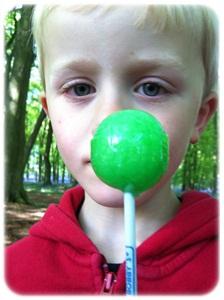"""Lollipop: more fun outdoors"""