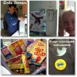 Gifts for Dad. Review of the new Soda Stream, and a Retro Sweets Hamper