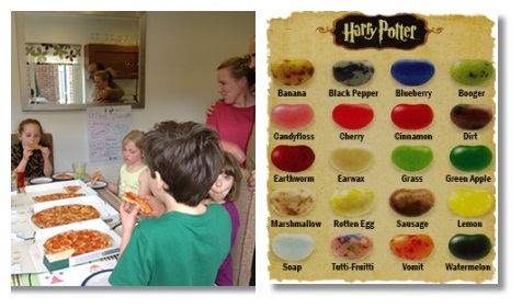 """Bertie Botts Harry Potter jellybeans"""