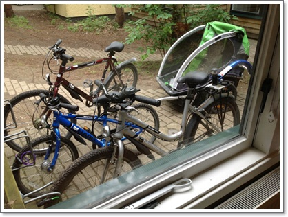 """Bike hire center parcs holiday"""