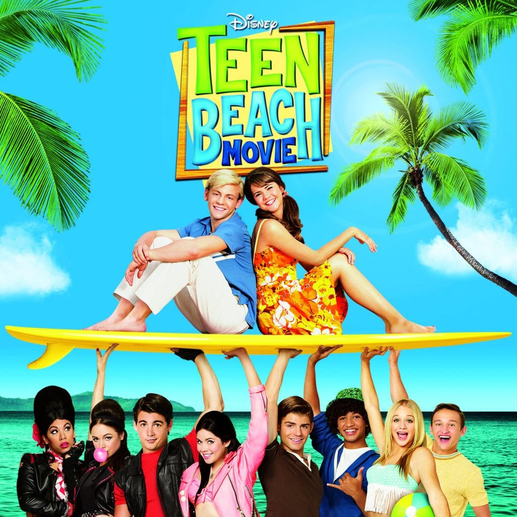 """teen beach movie"""