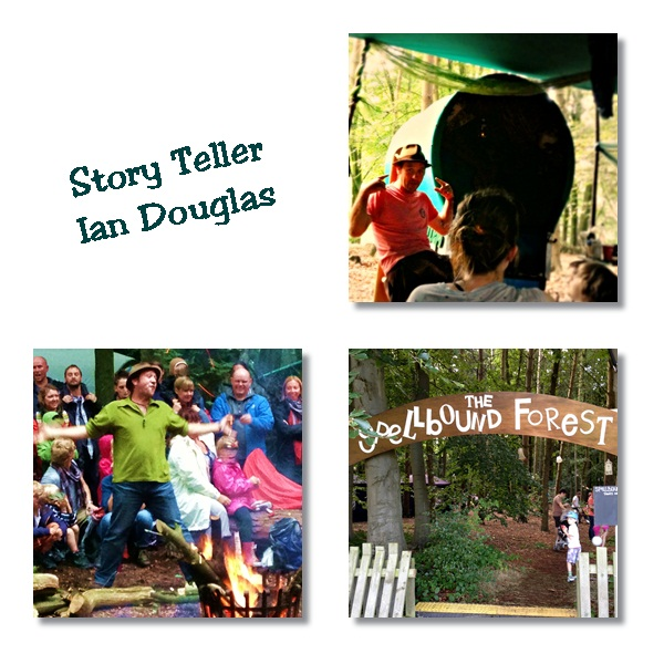 Brilliant story telling at the Just So Festival