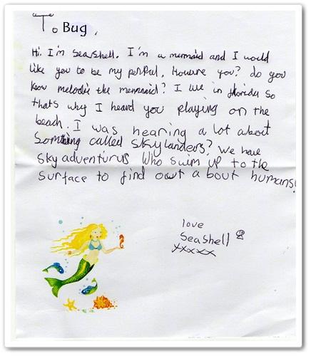 """mermaid letter"""