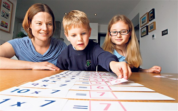 10 tips for helping kids with their times tables