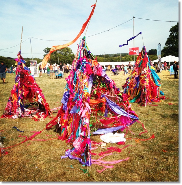 Camping at Jamie Oliver's Big Feastival?