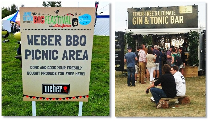 Awesome food and drink ideas at The Big Feastival