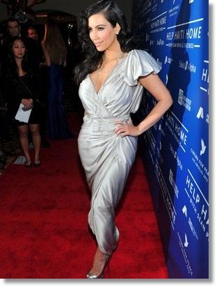 Kim Kardashian is still doing pre-red carpet workouts