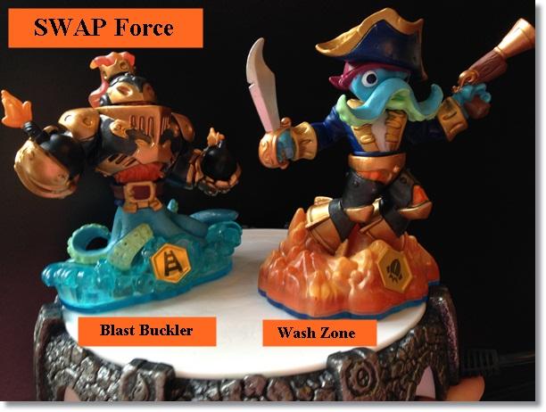 Skylanders SWAP Force is here!