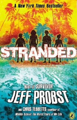 Stranded - the 'Survivor' book for kids - a review