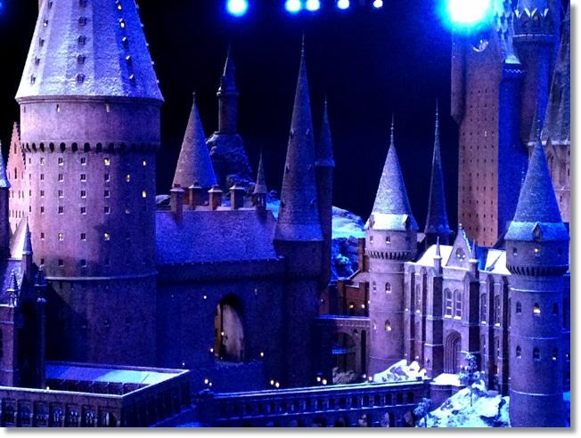 Hogwarts at Christmas