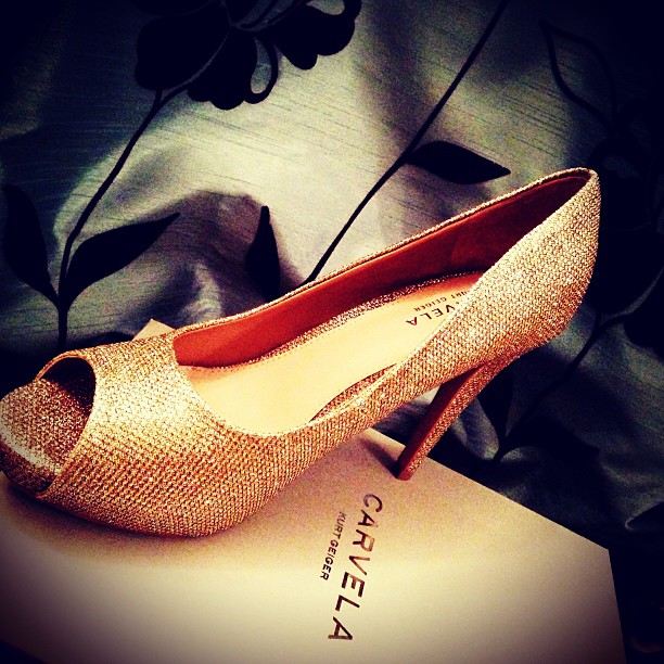 How to have the wedding you want: buy epic shoes