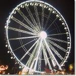 Hyde Park Winter Wonderland: Wot so Funee?